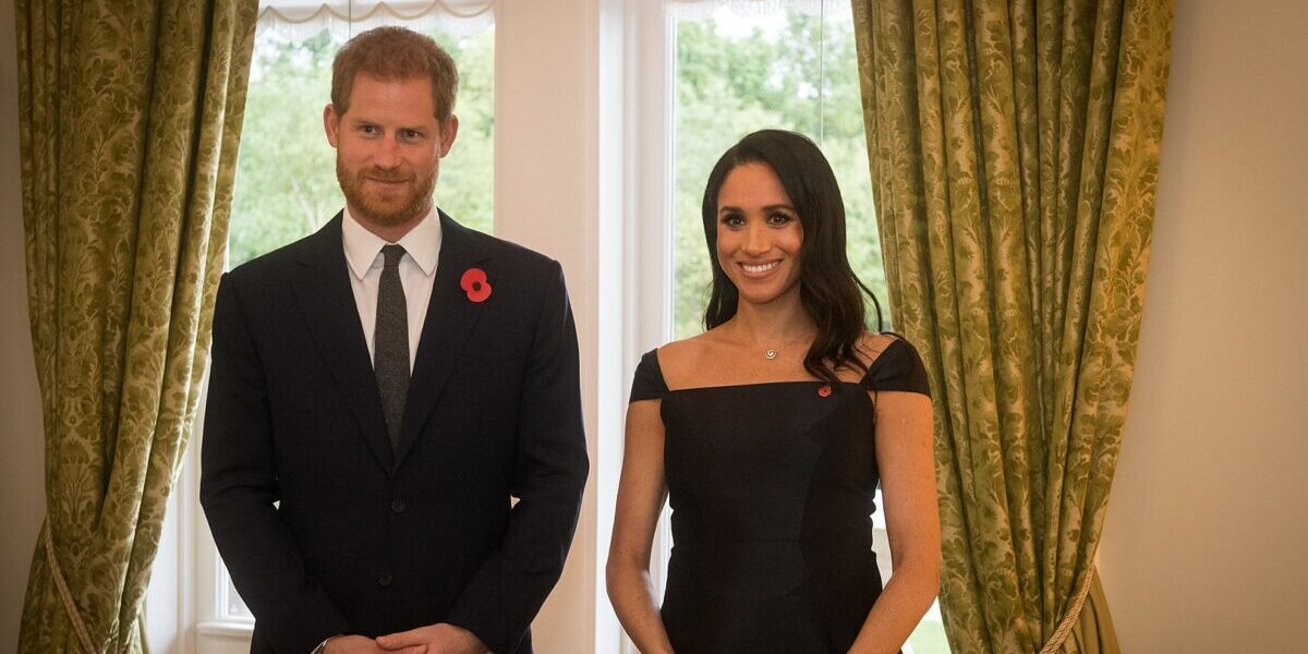 Meghan Markle Duches of Sussex se postula para presidente